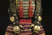 Samurai Arms and Armour