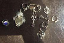 Sieraden hobby zilverwerk