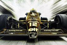 Formula One - F1 cars