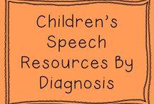 SLP Disorder-Specific Websites