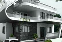 Moderne domy