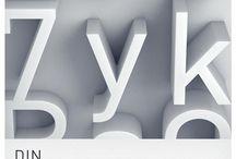 din | typeface