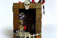 Halloween / Tando Halloween creations.