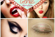 Beauty / Beauty tips that coincide with make up blog which is here http://www.pinterest.com/tiffanycard27/make-up/  so look around and see the tips and tricks