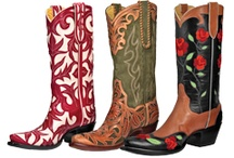 Cowgirl Boots - Love 'em