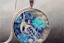 Song Necklaces