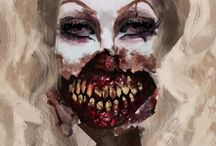 Welcome to the Asylum..Art!!