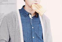 Chanyeol / sunshine boy precious baby love of my life