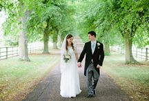 Wedding Dress Alterations / Having your dress beautiful altered makes all the difference.