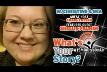 What's Your Story In 15 Minutes / by Shellie Palmer