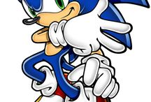 Sonic Advance 3 / Official artwork from #Sonic Advance 3 on #GameBoy Advance. More info on this game @ http://www.sonicscene.net/sonic-advance-3