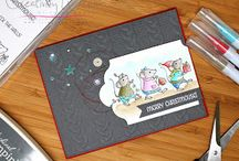 Merry Mice Stampin' Up
