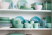 Dishes... / Vintage: Grandma had it, Mom threw it out, I bought it back!