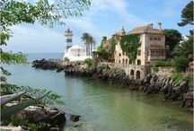 Wedding in Portugal  / Try the romance on ocean shore in Estoril, Portugal.