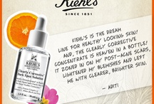 Love Your Skin / This board includes 5 Kiehl's skincare products that I would like to include in my skincare routine and 5 looks that I would like to style myself in from Grazia India.