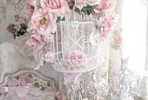 Shabby Chic / Pinky Whity Blacky