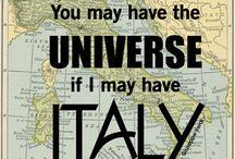 I love Italy!!!