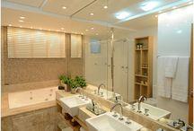 Gesso banheiro