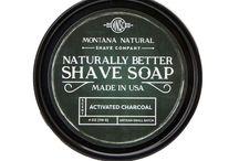 Men's Shave Soap