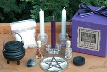 Witchy/Magic / Magical witchy pagan things
