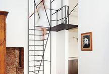 schody (stairs)