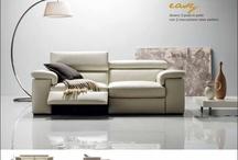 Scegli il divano che più ti somiglia! / Scopri tutta la nostra collezione su www.divaniedivani.it