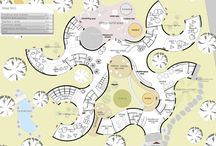 졸업설계_ / 모듈, 어린이집, 경사지,