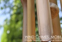 Wind Chimes / Wind Chimes, including Woodstock Chimes.