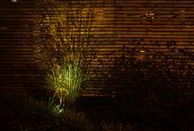 ljussättning utomhus