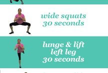 Pregnancy Workouts / Safe and fun workouts to keep mama and baby healthy and strong during pregnancy