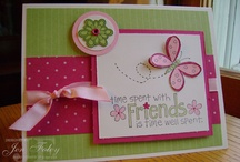 Stampin Up 2 / by Nancy Holland