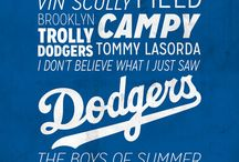 DODGERS <3. / by Jessica Keith