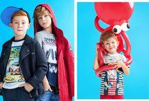Детская мода Лето 2017 / Яркая, сочная новая коллекция популярного российского бренда Silver Spoon!  http://sv-spoon.ru/