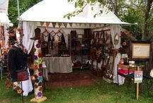 ReFind Originals at Country Living / My booth and participating as a vendor at the Country Living Fair.