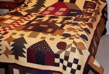 Thimbleberry quilts