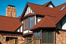 ROOFING & SIDING / At KI-West Roofing, we will work with you to make roofing selections.  No job is too BIG; we can deliver everything from large apartment projects to small remodel jobs that require matching existing roofing.