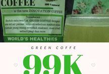 My Green Coffe Diet Aman, Organik & Terbaik!!