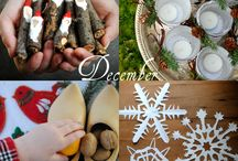 Christmas | Winter | New Year Inspiration / by Montessori Nature