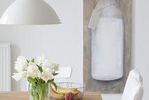stoffe.de ✂ Einrichtung / stoffe.de liebt es die eigenen vier Wände zu gestalten und mit dieser Pinnwand möchten wir euch Inspiration für euer Zuhause bieten