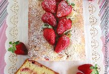 dolce con fragole