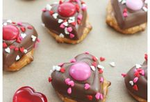Valentine's day treat ideas / by Lisa Riester McCurdy