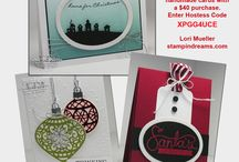 Stampin' Up! Specials / Stampin' Up! promotions and special offers. Plus, special offers and blog candy by Lori Mueller (Stampin' Dreams with Lori)