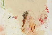 ArT : CY TWOMBLY / by ATELIER DIA