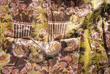 Tecidos / Fabrics
