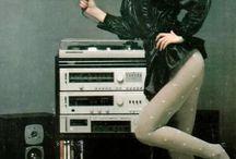 Szórakoztató elektronika - retro