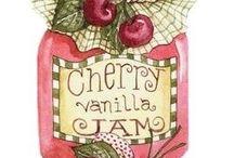 marmellata cherry