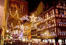 Christmas love spirit in Strasbourg