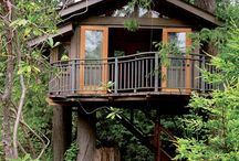 Treehouses / by Jere Coleman