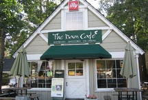 Old Boathouse Cafe inspiration