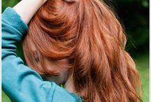 Red Hair ♡